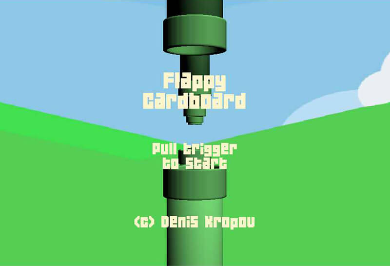 Cardboard Flappy Review